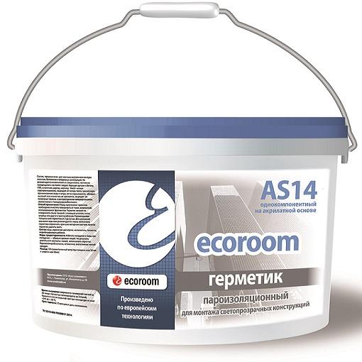 Герметик для бетона ECOROOM AS 14