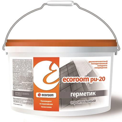 Герметик для бетона ECOROOM PU 20