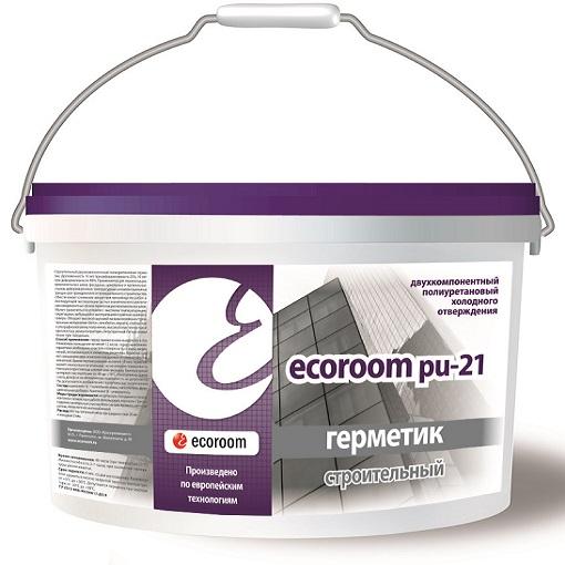 Герметик для бетона ECOROOM PU 21