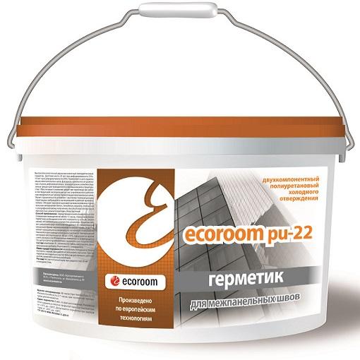 Герметик для бетона ECOROOM PU 22