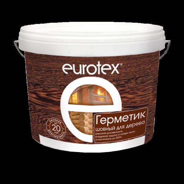 Герметик для дерева EUROTEX