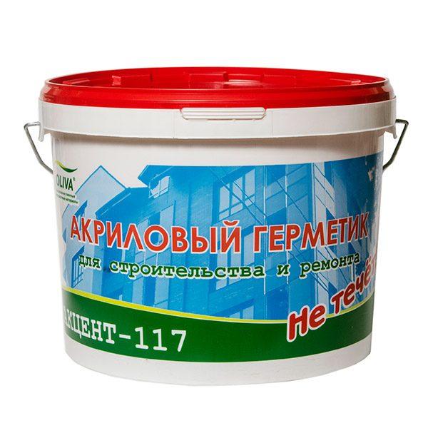 Герметик для бетона Акцент 117