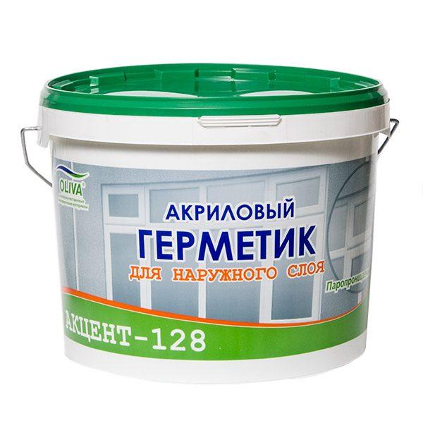 Герметик для бетона Акцент 128